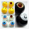 Car Truck Bike Tire/Wheel Air Valve Stem Caps Eye Ball 8 Ball Smile Face Ball