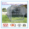 Galvanized Dog Kennel, Wire Mesh Cage