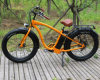 Fat Tire Electric Bicycle with Bafang Motor