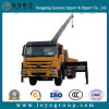 Best Quality Sinotruk HOWO 8-12 Tons Crane Truck