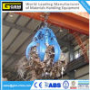 Electro-hydraulic Orange Peel Grab Bucket for Scrap Handling