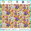 Vogue Multi-Color Polyester Fabric with Flower Printed