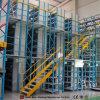 Storage Rack Steel Platform Mezzanine Rack for Transportation Logistics Industry