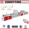 Heavy Duty Folded Garbage Bag Making Machine Price