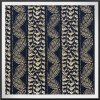 Striped Lace Fabric Leaf Lace Fabric Polyester Lace Fabric