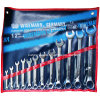12 Pieces European Type Double Open End Wrench (WW-BS12PC)
