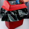 HDPE/LDPE Garbage Bags/Bin Liner/Trash Bags with Manufacturer Price