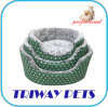 High Quality Zipped Movable Cover Thicker Set 3 Foam Pet Dog Bed