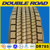 Wholesale Cheapest Double Road Brands 215 75 17.5 Light Truck Tire Size 215/75r17.5 (DR785)