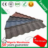 Building Material Stone Tile Sand Coated Metal Galvanized Steel Alu-Znic Roof Tile