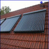 Rooftop Heat Pipe Split Solar Collector for Hot Water Heater