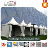 6X6m Outdoor Gazebo Tents, Garden Tent, Summer Canopy Tent