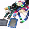 Sublimation Card Holder Nylon Lanyard