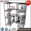 Zhongshan Supplier Powder Coated Add-on Design U Series Warehouse Wire Shelving Rack