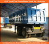 Heavy Duty 2 Axle 40ton Dumper/End Tipper Truck Trailer