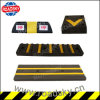 Highly Visible Traffic Safety Rubber Parking Curb for Garage