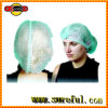 PP Non Woven Disposable Mob Cap/Clip Cap /Nurse Cap