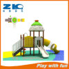 Amusement Park Equipment with Safety Slide