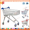 Most Popular High Quality Supermarket Shopping Carts Trolley (ZHt257)