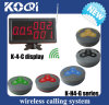 Smart Service Equipment Waiter Call Buzzer Server