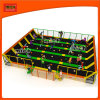 China Kids Trampoline Equipment Manufacturer with Dodgeball