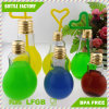 150ml Bulb Shape Glass Water Cup with Tumbler