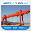 Single Girder Goliath Gantry Crane with CE GOST ISO (A)