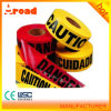 Road Traffic Warning Tape Floor Tape with Factory Made