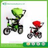 2017 New Kids Baby Tricycle / Cheap Price Kids Metal Tricycle with Back Seat / 3 Wheels Tricycle for Children