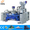 2 Color PVC Shoes Injection Machine