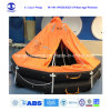 Hot Sale Solas Approved Cheap Davit Lunched Inflatable Life Raft
