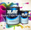 Acrylic 2K Solid Paint Tansparent Blue Car Paint