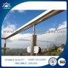 Custom Stainless Steel Glass Balustrade Corner Clamp
