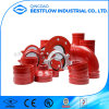 Fire Fighting Fitting Grooved Pipe Fitting