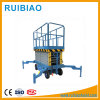 High Rise Hydraulic Window Cleaning Scissor Lift Self-Propelled Electric Scissor Lift