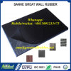 Cloth Impressed Finish EPDM/Neoprene/SBR Rubber Sheet with Fabric Insertion
