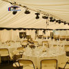 Outdoor Clear Span Wedding Tent Party Event White Canopy Tent