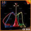 High Quality 4 Pipes Shisha Hookah Glass Craft Turkey Shisha