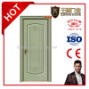 Popular MDF PVC Interior Wooden Door with Lower Price