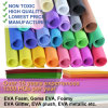 Hot Glitter Ethylene Vinyl Acetate Glitter Foam Sheet