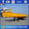 2 Axle 3 Axles 30ton 40ton Cargo Sidewall Stake Trailer