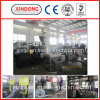 Starch Parallel Twin Screw Extruder Air Cooling Pelletizing Machine