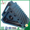 Solid Rubber Wheel Chock with Handle