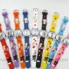 Wholesale Silicone Watchband Cartoon Watch for Kids