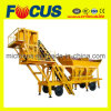 Yhzs35 Mobile Concrete Batching Plant for Road Construction