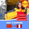 5 Days DHL Air Freight Service From China to Peru