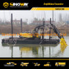 Sinoway Amphibious Dredger for Waterway and Shallow Water Dredging