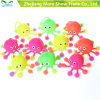Light up Soft Plastic Spike Octopus Ball Kid Toy