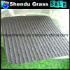 Building Roof Synthetic Turf Grass 25mm with Drain Holes