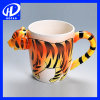 420ml Cartoon Ceramic Milk Mug Coffee Mug Tea Cup Cute Office Mug Christmas Gift